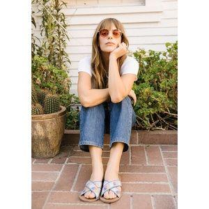 2fc7f4b7b9ac3d Toms Shoes - Vegan MULTI PATTERNED WOMEN S VIV SANDALS